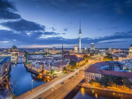 Deze 4-daagse stedentrip Berlijn boekt u bij Image Travel - christelijke reisorganisatie