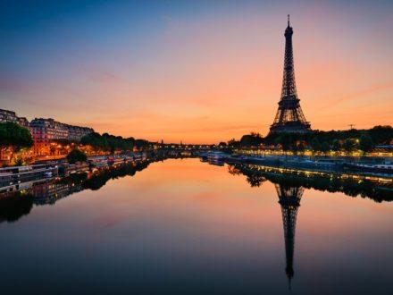 Deze 4-daagse stedentrip Parijs boekt u bij Image Travel - christelijke reisorganisatie